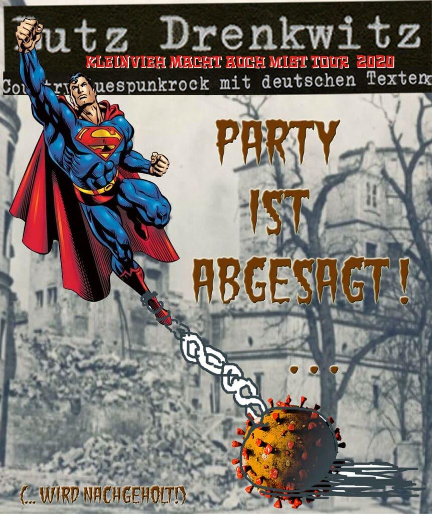Party ist abgesagt! 1